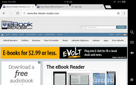 Fire HD and HDX: How to Use & Install Chrome Web Browser (Video) | The