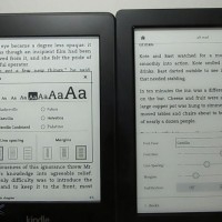 Kindle Paperwhite vs Kobo Aura H2O