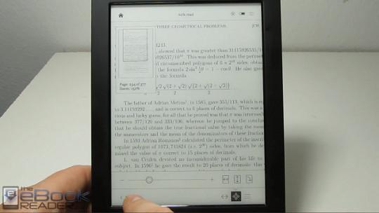 Kobo Aura H2O PDF and Comics Review (+Video) | The eBook