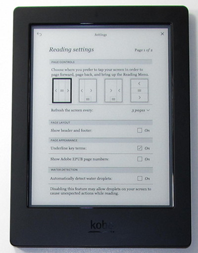 New Firmware Update 3 11 0 Released for Kobo eBook Readers