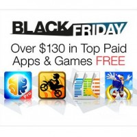 Black Friday Free Apps