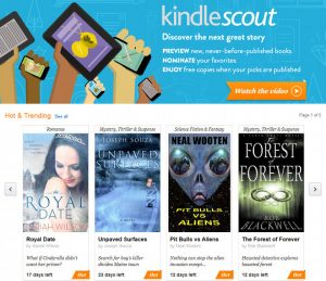 Kindle Scout