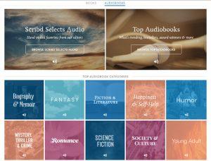 Scribd Audiobooks