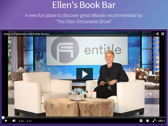 Entitle Ellen Books Bar