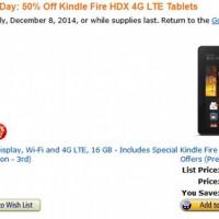 Fire HDX Deals