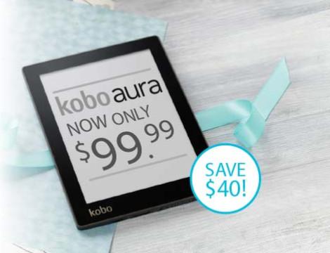 Kobo Aura Sale