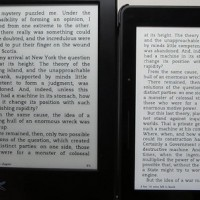 Kindle Voyage vs Kindle