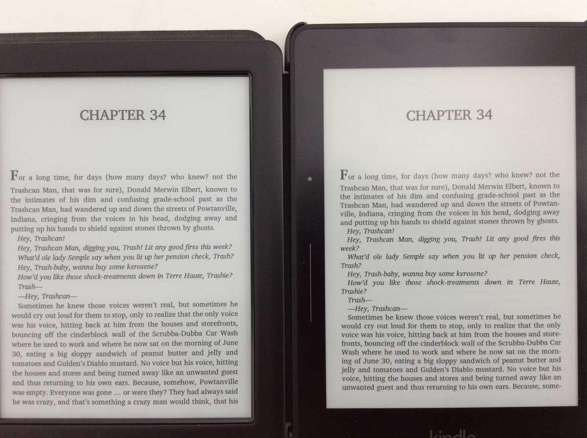 Kobo Glo Hd 300 Ppi Screen Comparison Review 1080p Video The Ebook Reader Blog