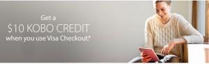 Kobo Visa Checkout