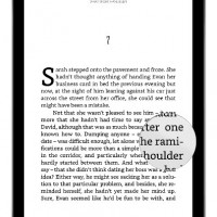 New Kindle Layout