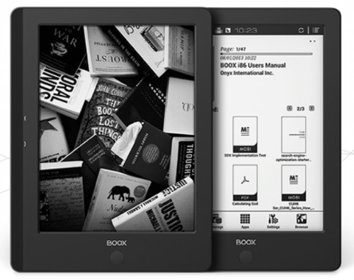 Onyx boox i86 with frontlight pre orders the ebook reader blog onyx boox i86 with frontlight pre orders fandeluxe Gallery