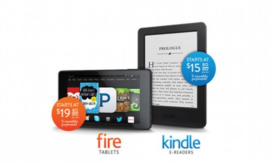 Kindle Payment Plan