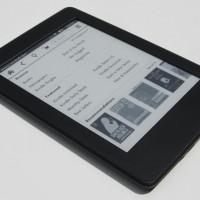 Kindle Paperwhite 3 angle