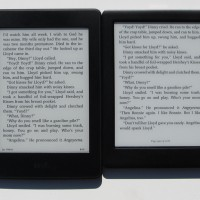 Kindle Paperwhite 3 vs Kobo Glo HD