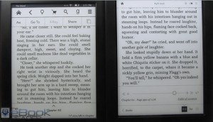 Kindle Paperwhite 3 vs Kobo Glo HD