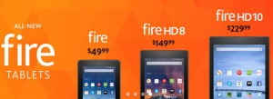 Fire Tablets Compared