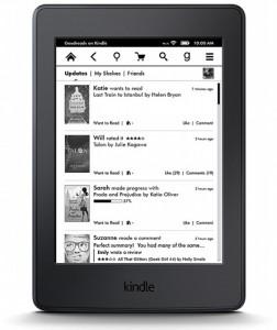 Goodreads Kindle