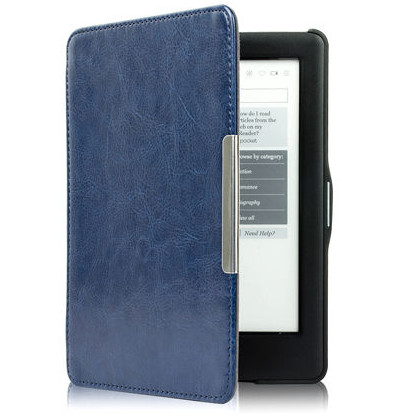 H3 Blue Folio Slim Kobo Case