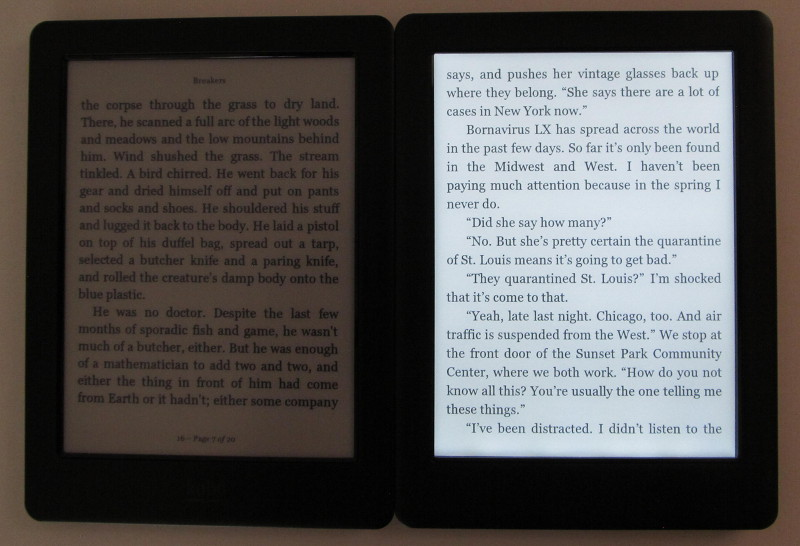 Kobo Touch 2 0 Review and Video Demo | The eBook Reader Blog