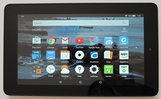 2015 Fire Tablet