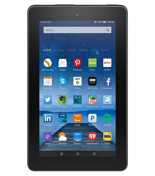 $49 Fire Tablet