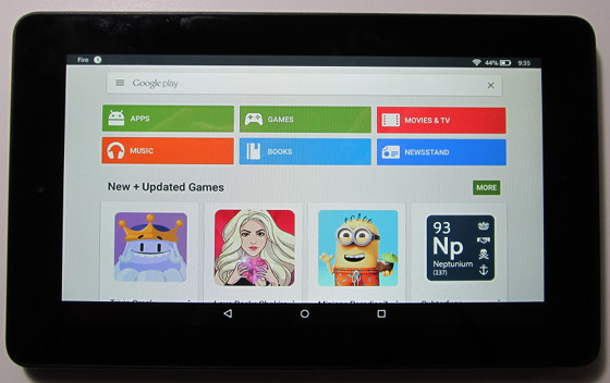 Tablets With Google Play For Kids
