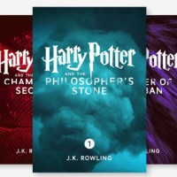 Harry Potter Enhanced Editions