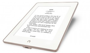 Nook GlowLight Plus Angled