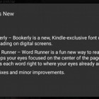 Kindle Android App Update