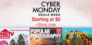 Kindle Cyber Monday Deals