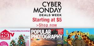 Kindle Cyber Monday Deals
