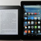 Kindle Paperwhite 3 vs Fire Tablet