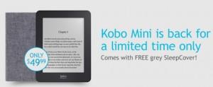 Kobo Mini Sale