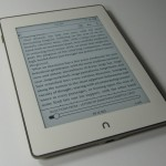 Nook Glowlight Plus Angle