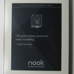 Nook Glowlight Plus Front