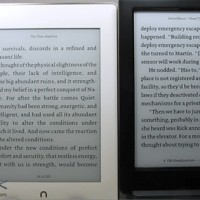 Nook Glowlight Plus vs Kobo Glo HD