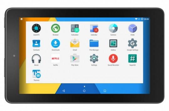 Fire Tablet Cyanogenmod 12