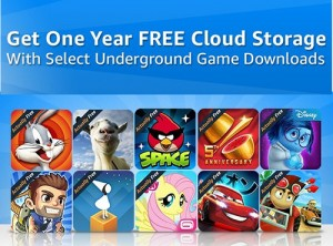 Free Cloud Storage Amazon Apps