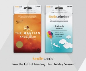 Kindle Cards