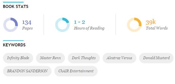 Kobo Book Stats