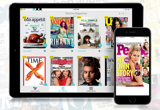 Apple-owned digital magazine service Texture pulling plug on its Windows app