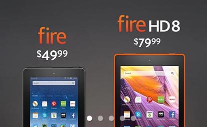 Fire HD 8 deal