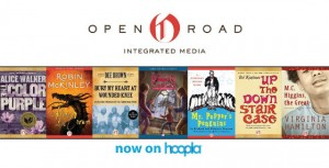 Hoopla Open Road eBooks