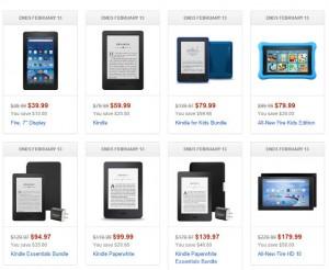 Kindle Fire Sales