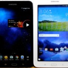 Galaxy Tab A vs Galaxy Tab E lite