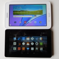 Galaxy Tab E Lite vs Fire Tablet