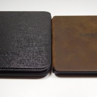 Kindle Oasis Cover vs Inkbook Obsidian