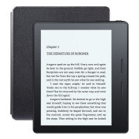 Kindle Oasis with Cover
