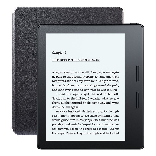 Kindle Oasis $199 from Amazon Warehouse Deals (Used) | The eBook