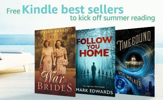 Free Kindle Books Promo